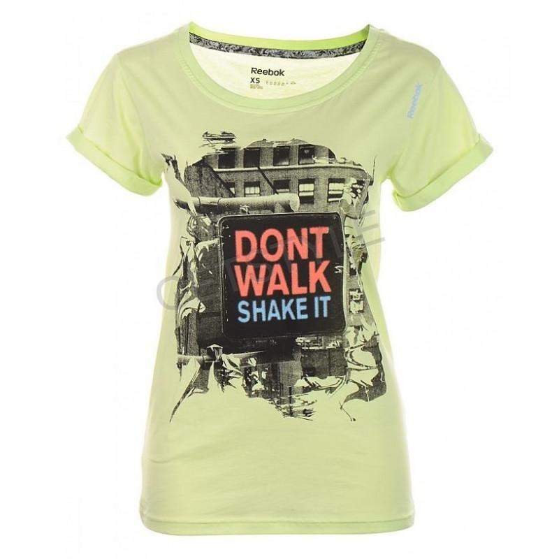 Xx Reebok Ua Shake It T marškinėliai