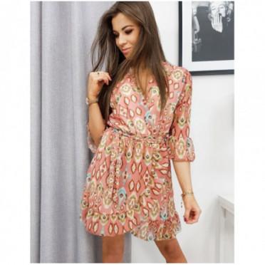 Suknelė (Sukienka BUENO brzoskwiniowa EY1091